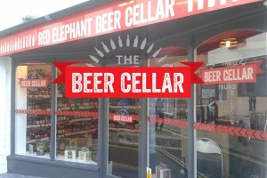 At the Beer Cellar we only serve the best beer we can get our hand's on. We research (taste) beers that we think you'll love. All members of staff have a real passion and knowledge about beer so don't be afraid to ask a member of staff when in one of our outlet's or if you've got a question now Email us on; Declan@firebrandbrewing.co.uk