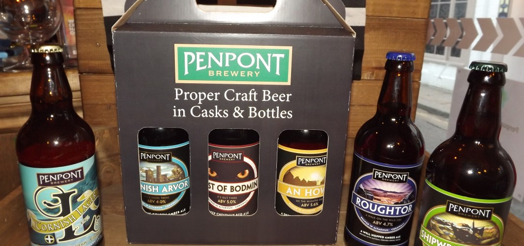 Penpont Brewery Gift Set