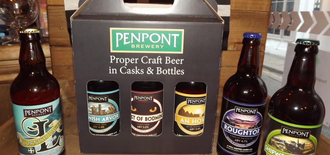 Penpont Brewery Gift Set